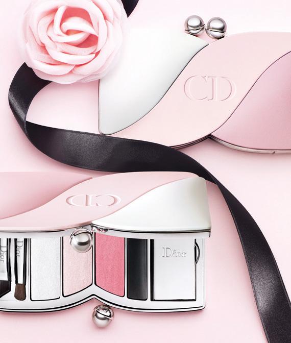 Palette-Cherie-Bow-Moodpackshot-2 Dior New Look Spring 2013