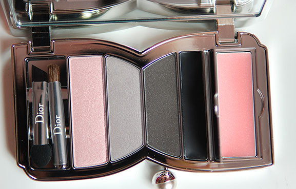 Palette-Cherie-Bow-pink-rose-palette Follow up: Dior Cherie Bow Spring 2013 + look