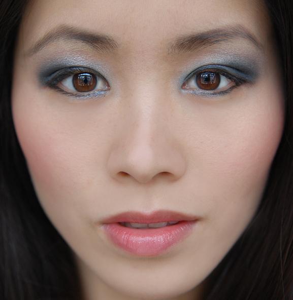 eyelook-with-sleek-glory-palette Make-up looks van 2012