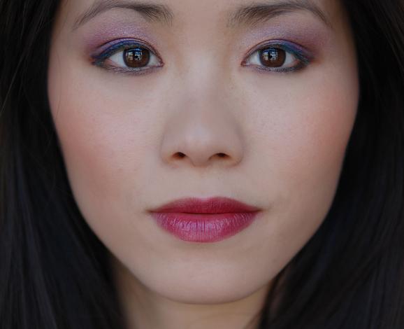 look-makeup-review-clarins-eyelook-enchanted Make-up looks van 2012