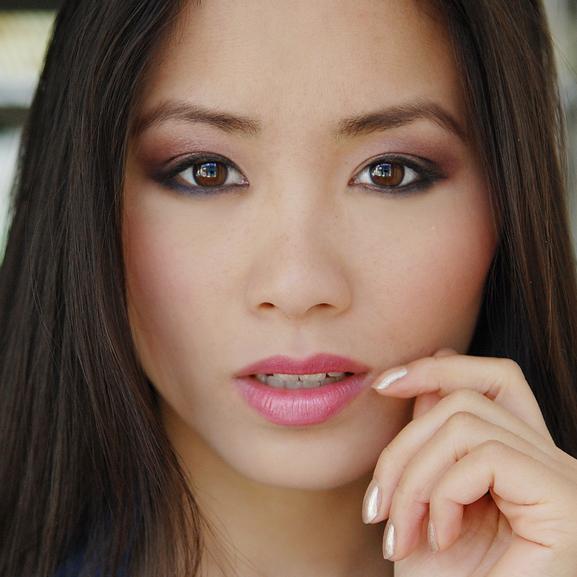 my-huong-herfst-make-up-look Make-up looks van 2012