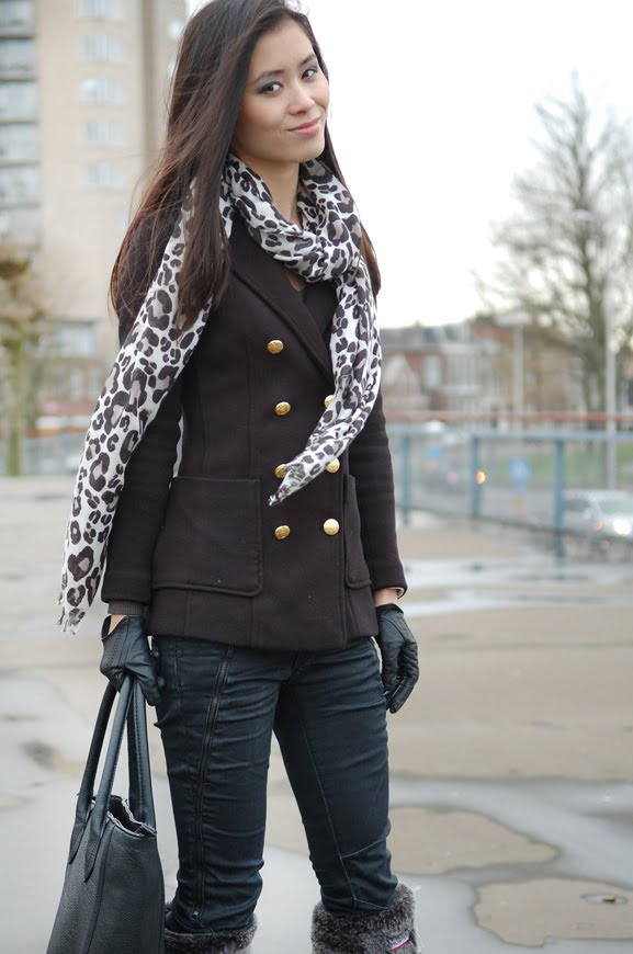 my-huong-outfit-hunters-blazer-jack VIDEO: Outfit rain boots hunters