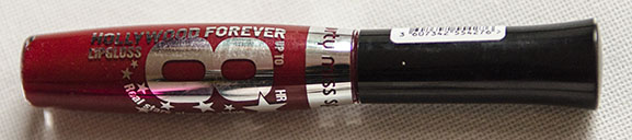 328-Bloody-red-Miss-sporty Miss Sporty Hollywood Forever lipgloss up to 8