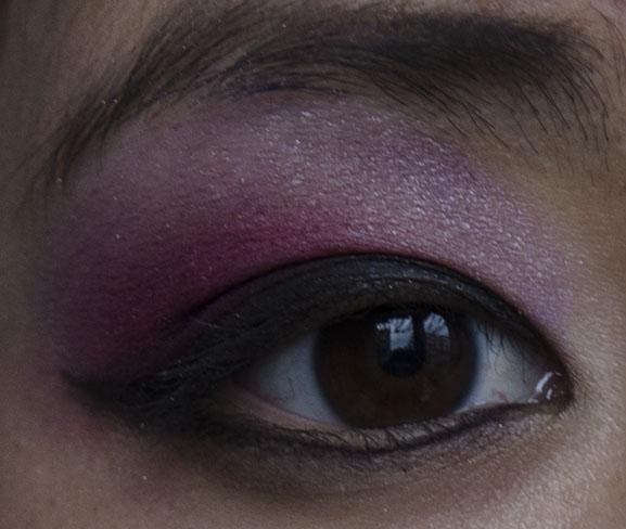 Collistar-eyelook-Anniversary-palette-My-Huong-open-eyes Collistar 30 jaar Anniversary Make-up Collection