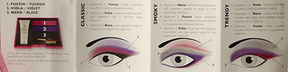 Howto-palette-collistar-smokey-eye Collistar 30 jaar Anniversary Make-up Collection