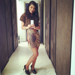 Look-Shoot-Ted-Baker-Akzonobel-making-of-model-My-HUong-300x300 My life in Instagram Diary pic's