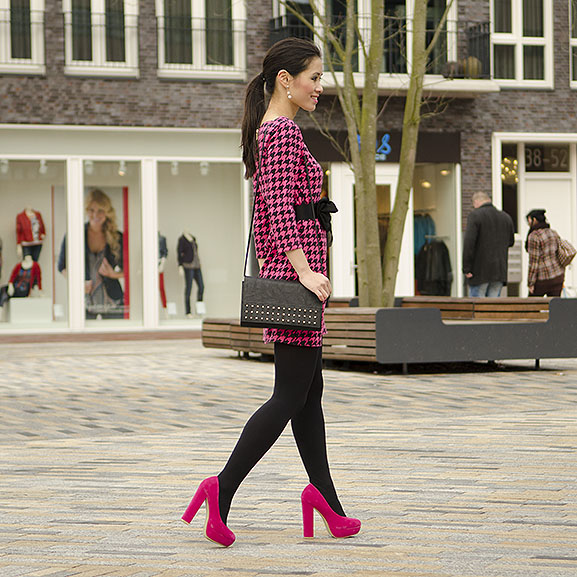 My-Huong-Outfit-leeuwarden-zaailandd-pink Outfit: Miss Cherie pink!