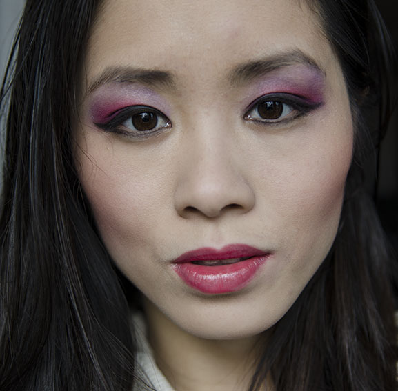 collistar-Anniversarty-palette-look-my-huong Collistar 30 jaar Anniversary Make-up Collection