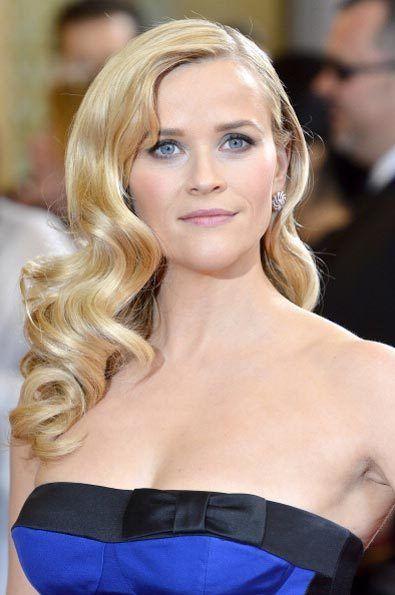 oscar-beauty-looks-Reese-witherspoon Oscars 2013 Beauty Looks