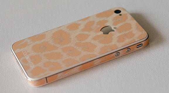 Colorswitch-Peachy-Leopard-sticker Shoppen: Colorswitch