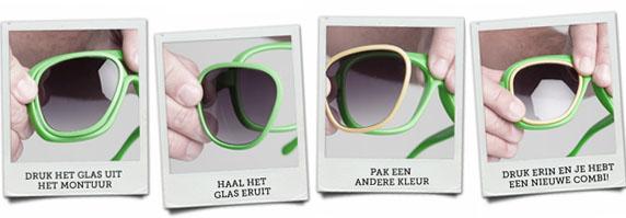 Glazen-werken-met-een-klik-systeem Bidutchy Zonnebrillen