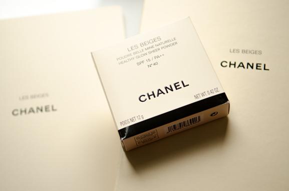 Les-Beige-Chanel-N40-package Les Beiges de Chanel