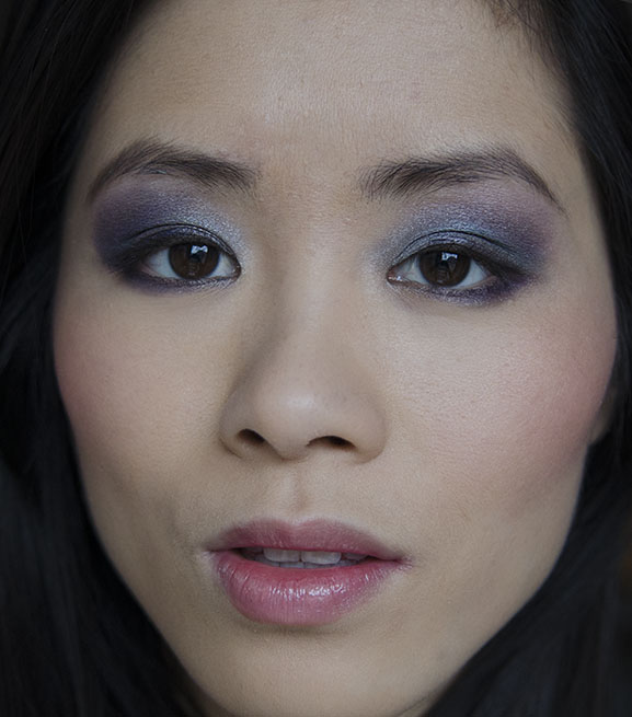 My-Huong-Sleek-Aqua-eye-look-review-face-of-the-day Sleek Aqua collection Lagoon i-Divine Eyeshadow Palette