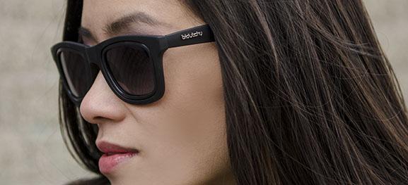 My-Huong-look-Bidutchy-Zonnebrillen Outfit: Black Velvet