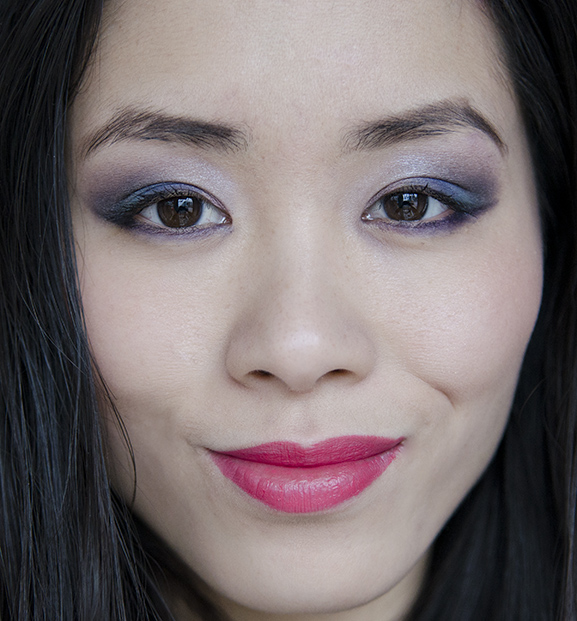 My-Huong-look-Lagoon-palette-Sleek-Make-up Sleek Aqua collection Lagoon i-Divine Eyeshadow Palette