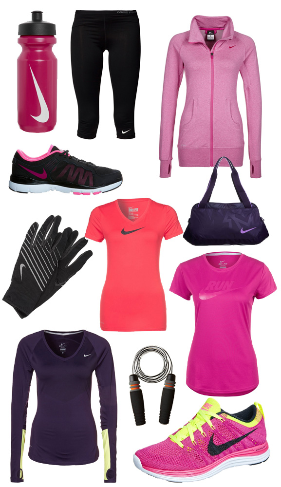 Nike-Running Shopping: Running outfit