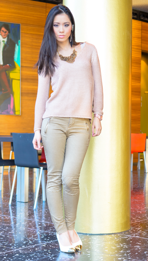 Outfit-Winactie-pumps WIN! Chique Passion Rose outfit bij Max30.nl t.w.v. 80,85 euro