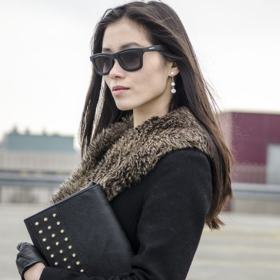 Outfit-of-the-day-my-huong-black-style Outfit: Black Velvet
