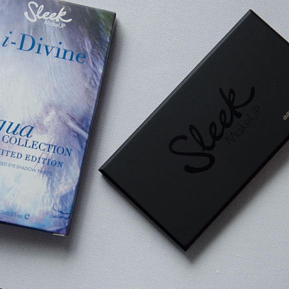 Sleek-i-divine-Aqua-collection-Limited-Edition-beauty-musthaves Sleek Aqua collection Lagoon i-Divine Eyeshadow Palette