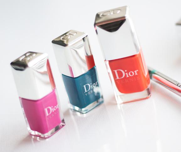 2e-musthaves-Dior-Summer-Bahia-002-le-Vernis-2013-Aloha-Miniatuur Dior Birds of Paradise zomer make-up 2013