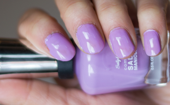 406-Purple-Heart-Sally-Hansen-Nail-Nagellak Sally Hansen Complete Salon Manicure