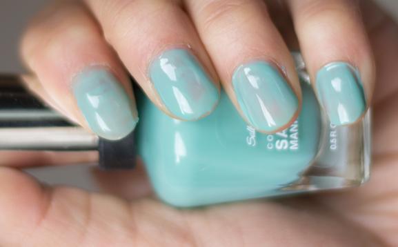 672-Jaded-Groen-Nagellak Sally Hansen Complete Salon Manicure