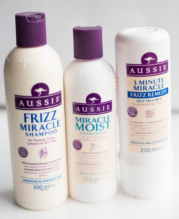 Aussie-Frizz-miracle Haarverzorging: Aussie Frizz Miracle