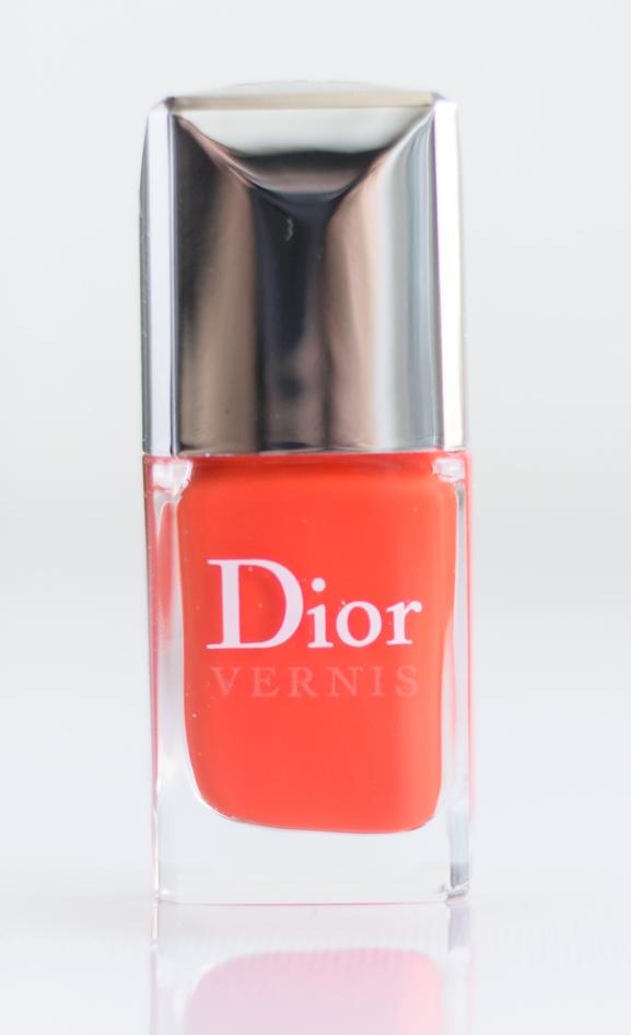 Dior-Aloha-Le-Vernis-Orange-Tangerina-nagellak-fel-queensday-look Dior Addict Gloss & Vernis 'Spring Ball'