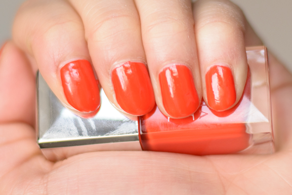 Dior-Aloha-Le-Vernis-Orange-Tangerina-nagellak Dior Addict Gloss & Vernis 'Spring Ball'