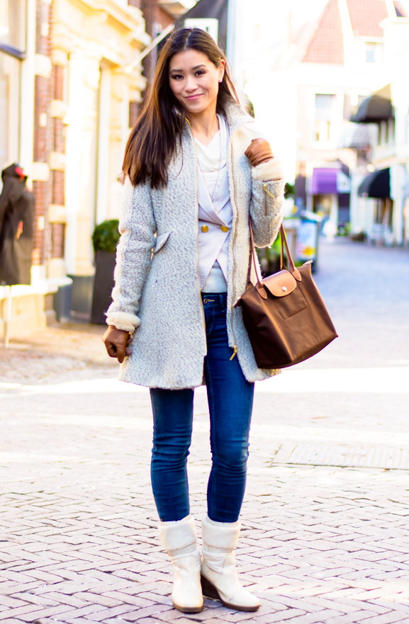 My-Huong-Casual-winter-look Outfit: Casual winter