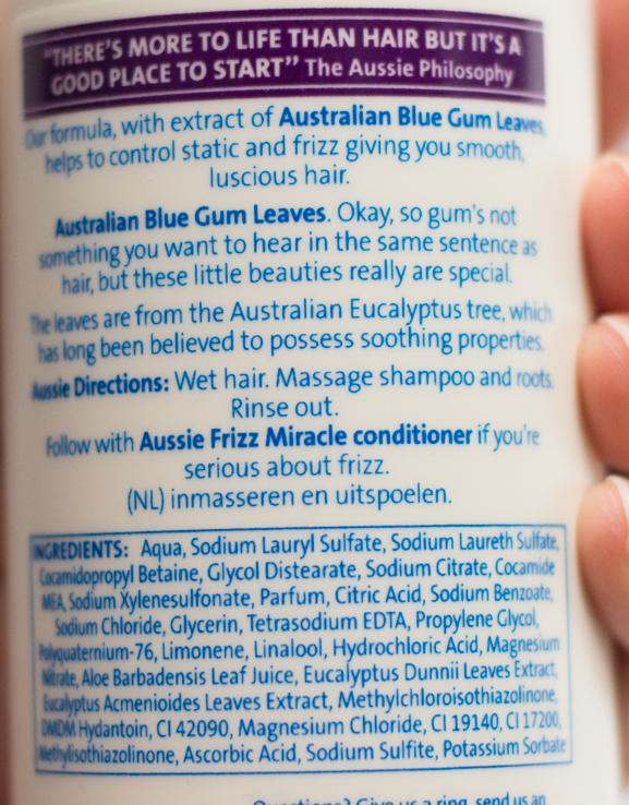 Shampoo-Aussie-Frizz-Miracle-Conditioner Haarverzorging: Aussie Frizz Miracle