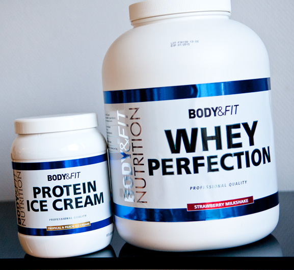 Body-en-fit-protein-ice-cream-wey-perfection-shake Eiwitshakes, waar is het goed voor?