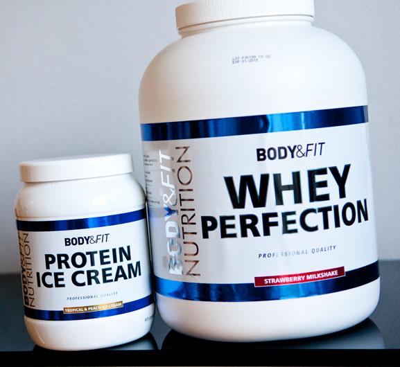 whey protein action afvallen