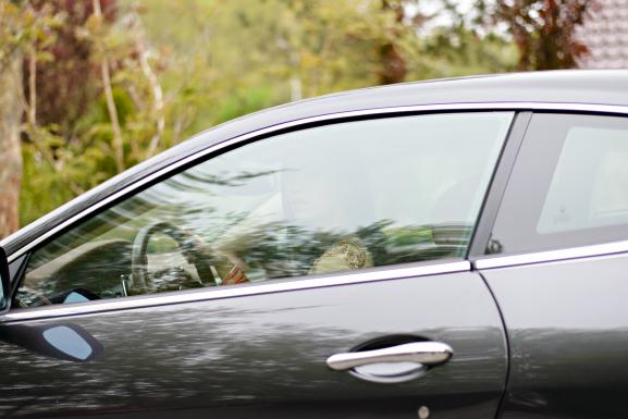 DSC4048 Outfit: JoshV jurkje met de Maserati GranTurismo