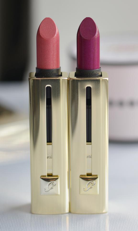 Guerlain-Lipstick-Rouge-Automatique Guerlain Spring collectie 2013