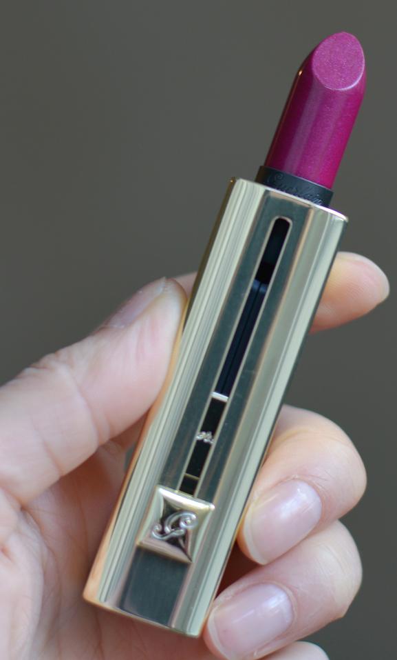 Lipstick-guerlain-Shine-qutomatiue-761 Guerlain Spring collectie 2013
