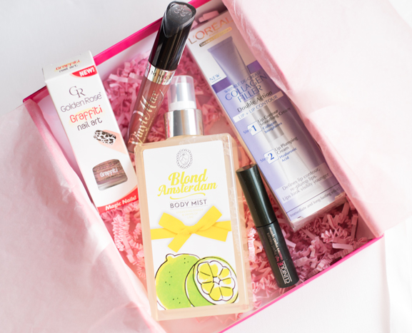 waatbox-inhoud Unboxing Waat Beauty Box!