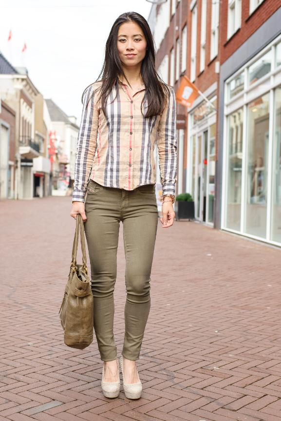DSC7865 Outfit: Burberry Blouse