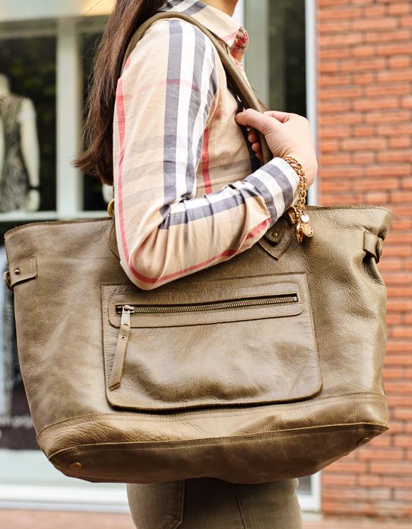 GMZ collection bag