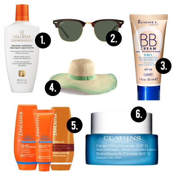 Huid-beschermen-tegen-de-zon 13 tips om je huid beschermen tegen de zon