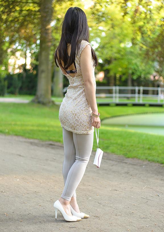 Max30-jurkje-legging-pointed-heels Outfit: The White/Rose Dress