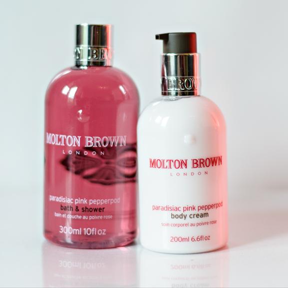Molton-Brown-London-paradisiac-pink-pepperpod1 Molton Brown Paradisiac pink pepperpod showergel en body cream