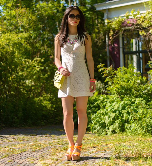 My-HUong-jurkjes-outfit-fashion-the-beauty-musthaves Outfit: The white lace dress