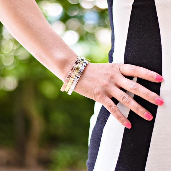 Speechless-BRacelets-Armbanden-Accessoires-Verguld-goud Shopping: Speechless Bracelets + Win!