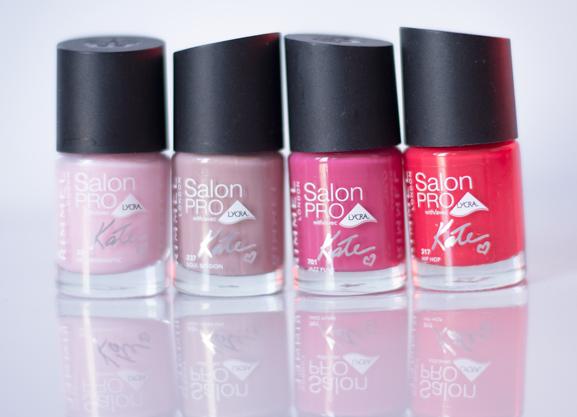 roze-lakjes-rimmel-salon-pro Rimmel London Salon Pro by Kate + 3x Win!