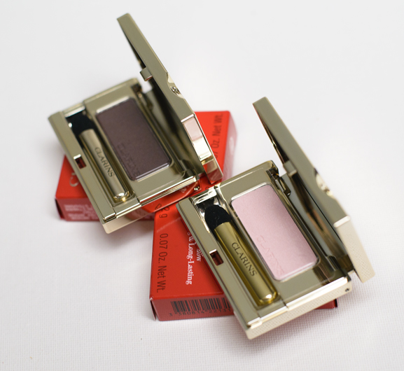 Clarins-Ombre-Minerale-wet-dry NEW: Clarins Mono eyeshadow,  Rouge Eclat &  Instant lip perfector