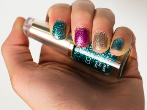 Swatch-nagellak-strass-effect-collistar-300x225 Collistar Make-up collectie zomer  Bronze look 2013