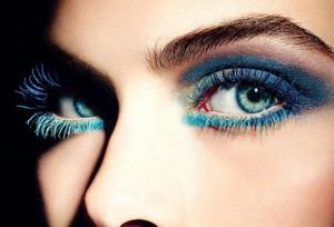gekleurde-mascara-300x204 Trend: Gekleurde mascara