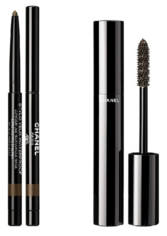 STYLO-YEUX-WATERPROOF-KHAKI-PRECIEUX-104 Chanel Collection Superstition - herfstcollectie 2013