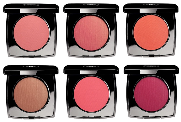 chanel-make-up-2013-herfstcollctie-creme-blush Chanel Collection Superstition - herfstcollectie 2013